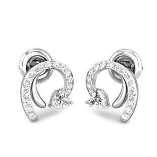 b1f8aab2d0ee5 Diamond Solitaire Earrings | Best Price & Latest Designs | Candere ...