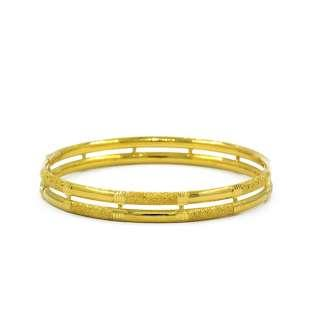 Gold Bangles | Buy Latest Gold Bangles Designs Online in India 2019