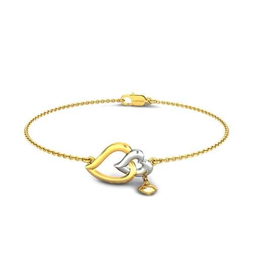 Gold Bracelets Buy Latest Designs Bracelets For Women Online In